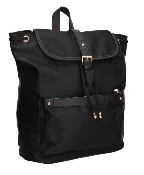 Swanky Swans Bailey Backpack Black Perfect Backpack for school!