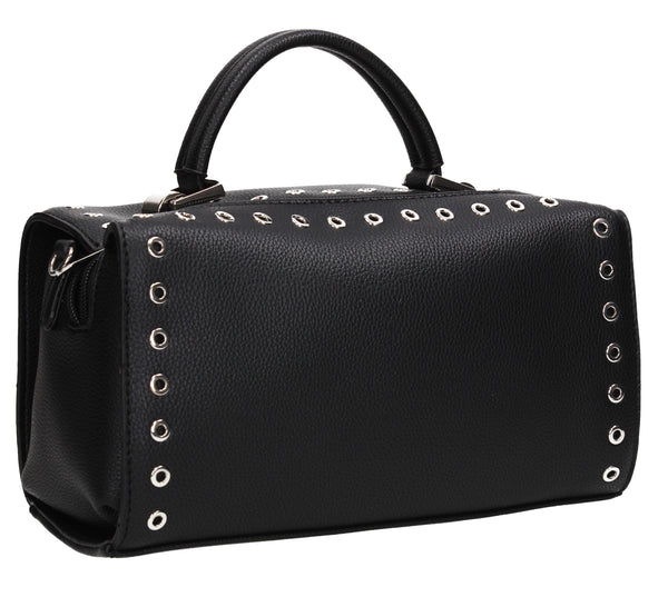 Buy your Anna Handbag Black Today! Buy with confidence from Swankyswans