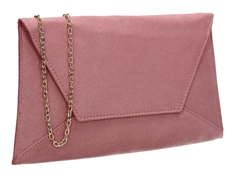 Dory Clutch Bag Blush