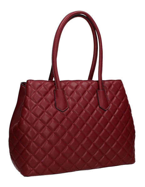 Buy your Valeria Handbag Burgundy Today! Buy with confidence from Swankyswans