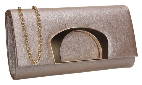 Marcie Clutch Bag ChampagneCheap cute Clutch Bag for Wedding Prom Party