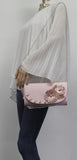SWANKYSWANS Joyce Clutch Bag Champagne Cute Cheap Clutch Bag For Weddings School and Work