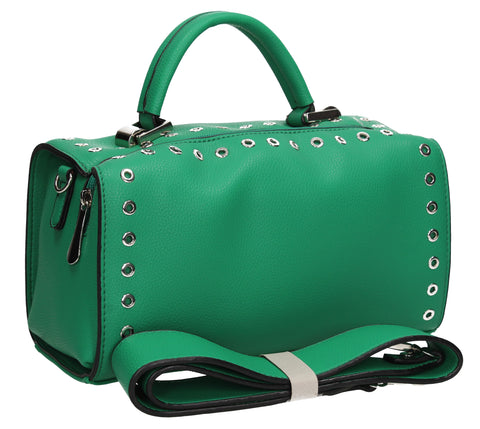 Buy your Anna Handbag Green Today! Buy with confidence from Swankyswans