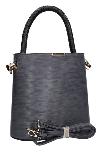 Buy your Eden Handbag Grey Today! Buy with confidence from Swankyswans
