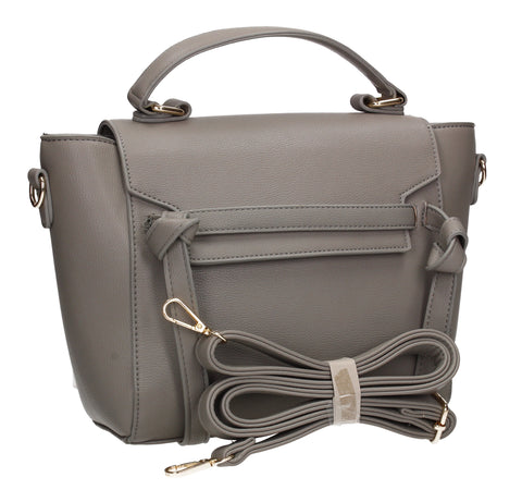 Buy your Juana Handbag Grey Today! Buy with confidence from Swankyswans