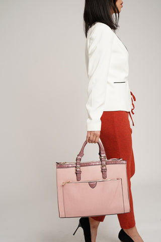 Berlin Work Handbag Pink