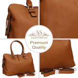 Buy your Leia Handbag Tan Brown Today! Buy with confidence from Swankyswans