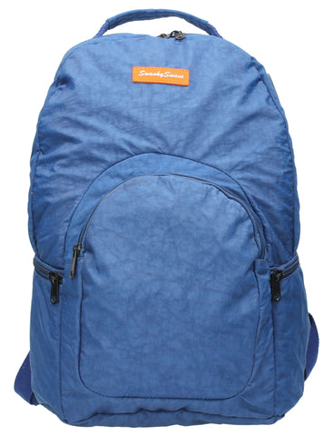 Joseph & Mary Baby Changing Backpack - Dark Blue-Baby Changing-SWANKYSWANS