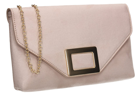 Georgia Clutch Bag Beige