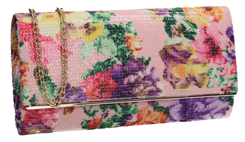 Kyra Clutch Bag PinkCheap cute Clutch Bag for Wedding Prom Party