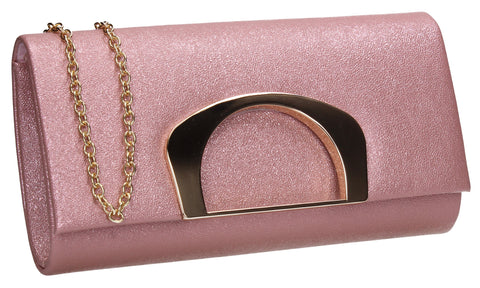 Marcie Clutch Bag PinkCheap cute Clutch Bag for Wedding Prom Party