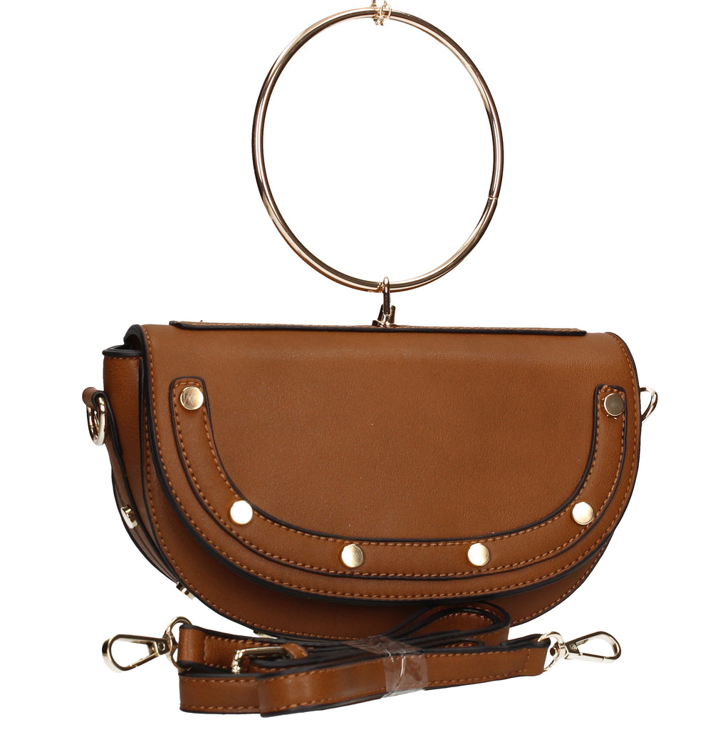 755183f4ed10 Clutch Bags With Ring Handles