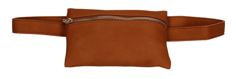 Freya Belt Bum Bag Tan