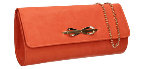SWANKYSWANS Abigail Clutch Bag Red Cute Cheap Clutch Bag For Weddings School and Work