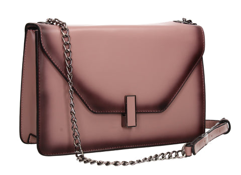 Susie Clutch Bag Dark Pink