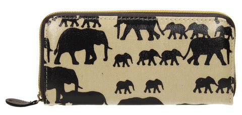 Wallets - Animal Print