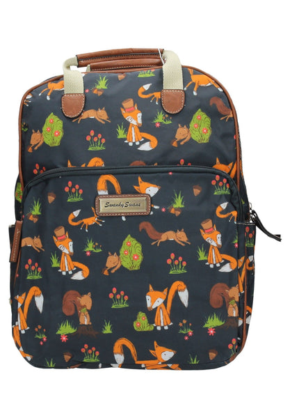 freddie fox squirrel print essex backpack bag with matching ipad tablet case navy blue  5B2 5D 723 p 2d109687 0eb9 4f87 859f 72b08cf6fcd0 grande - beach wedding wedge shoes
