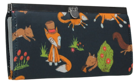 Swanky Swank Freddie Fox & Squirrel Frame PurseCheap Cute School Wallets Purses Bags Animal