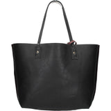 Swanky Swans Nina Reversible Handbag Black & BurgundyCheap Fashion Wedding Work School