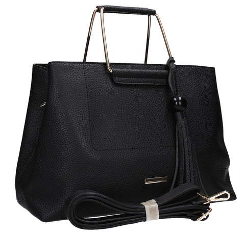 Buy your Amira Handbag Black Today! Buy with confidence from Swankyswans