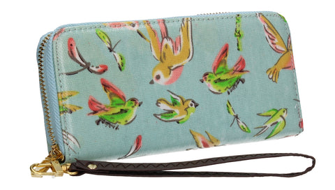 SWANKYSWANS Bella Bird Purse Mint Green