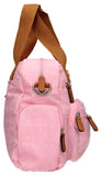 Swanky Swans Kempton Handbag with Lola Cat Motif Baby pinkCheap Fashion Wedding Work School