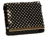 Lionel Clutch Bag Black