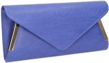 Laurie Clutch Bag Royal Blue