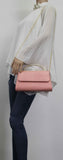 SWANKYSWANS Laura Clutch Bag Pink Cute Cheap Clutch Bag For Weddings School and Work
