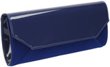 Kiera Clutch Bag Royal Blue