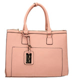 Swanky Swans Naples Cosmo City Handbag PinkCheap Fashion Wedding Work School