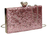 SWANKYSWANS Lyana Clutch Bag Multi Cute Cheap Clutch Bag For Weddings School and Work