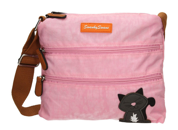 riley-lola-cat-crossbody-pink