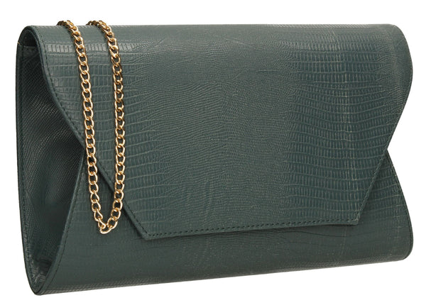 SWANKYSWANS Tania Clutch Bag Diver Cute Cheap Clutch Bag For Weddings School and Work