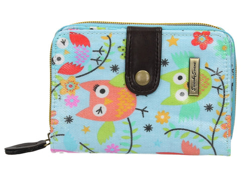 winking-owl-small-purse-blue
