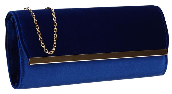 SWANKYSWANS Serena Clutch Bag Royal Cute Cheap Clutch Bag For Weddings School and Work