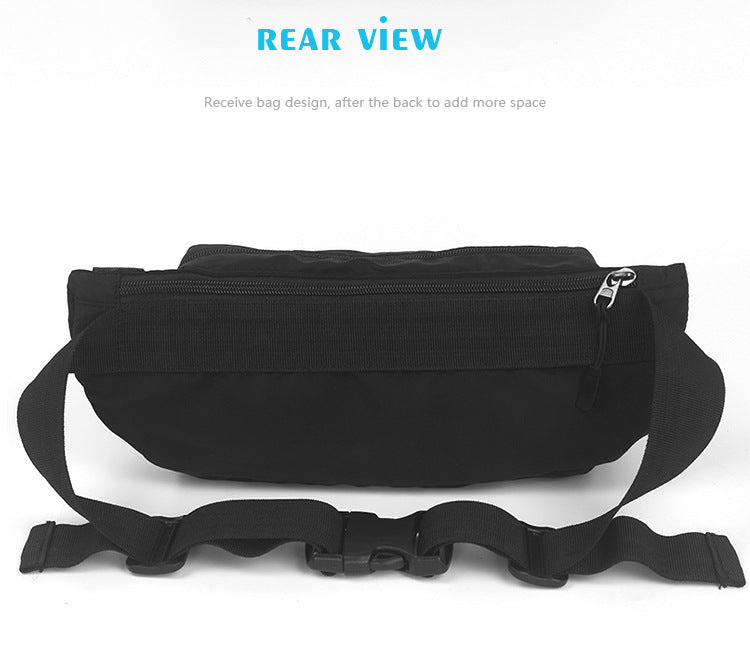 End & Start Waist bag men's messenger bag multifunctional casual men's chest bag shoulder bag sports retro mini backpack 0526-End & Start-1stAvenue