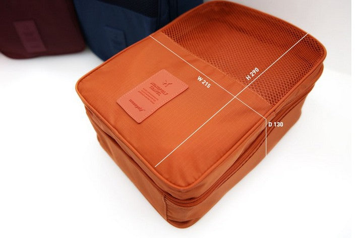 Shoes Storage Bag Travel Waterproof Tote Shoes Pouch - 1stAvenue