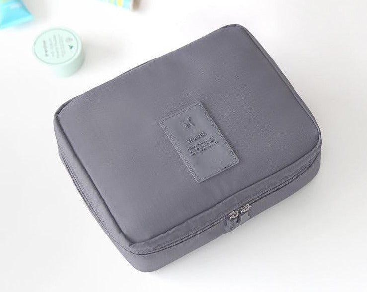 2017 Korean travel pouch waterproof wash bag cosmetic bag storage bag cosmetic-Travel Organizer-1stAvenue