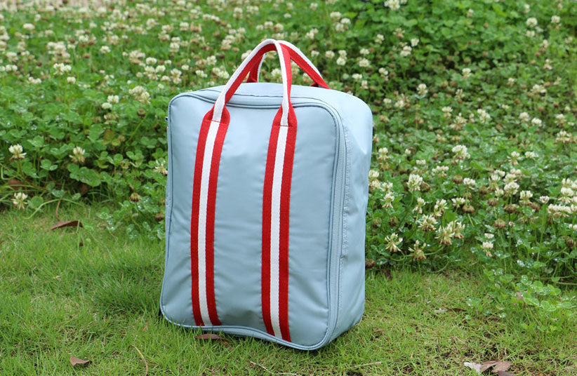 Korean version portable travel business bag large capacity diagonal clothing storage bag fitness bag-Travel Organizer-1stAvenue