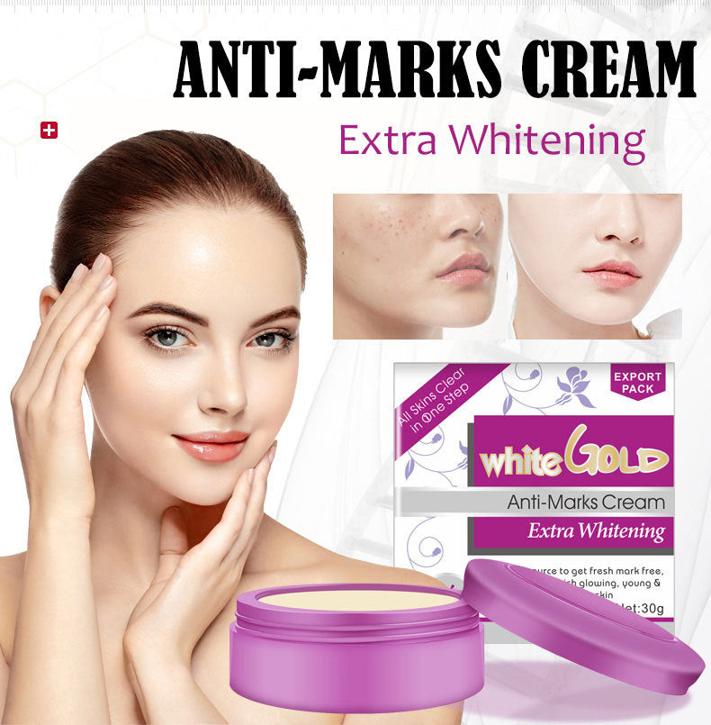 White Gold Anti Marks Cream - 1stavenue