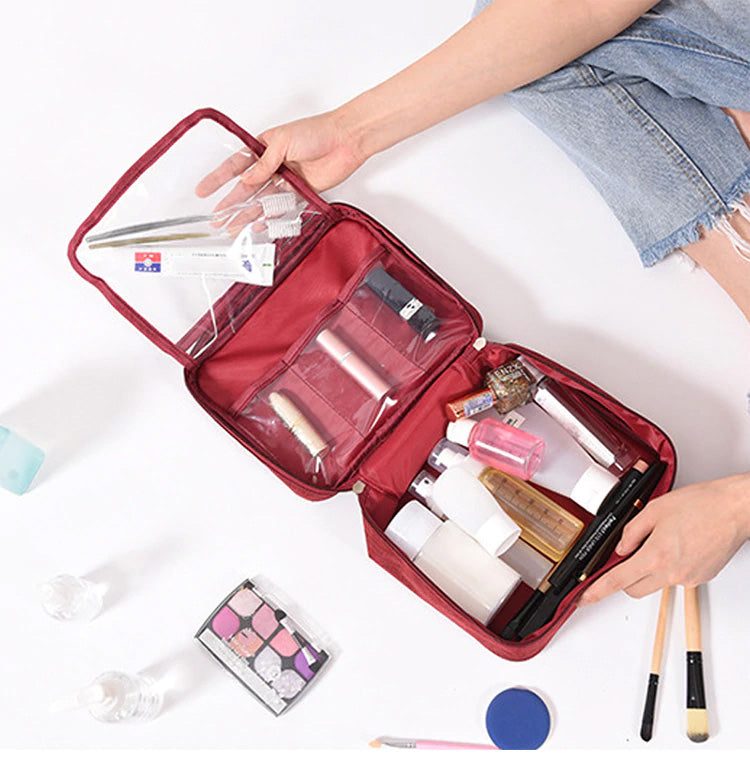Portable Travel Cosmetic Organizer Style of Japan-Travel Organizer-1stAvenue