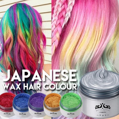 ★{Japan}★ Colour Hair Wax★ - 1stAvenue