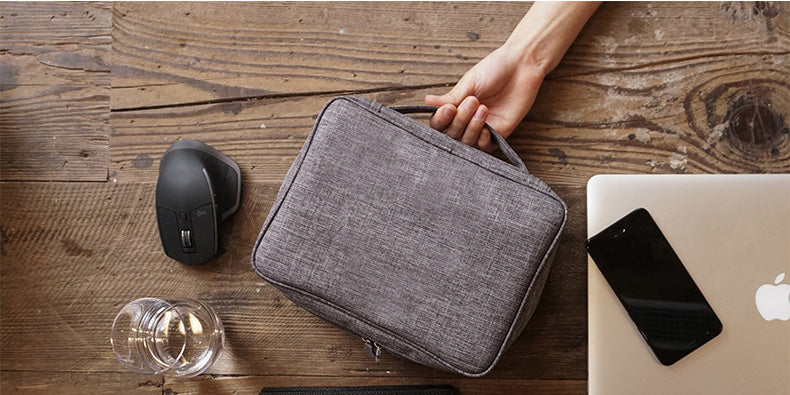 Gadget Case Portable Waterproof Digital USB Gadget Organizer-Travel Organizer-1stAvenue