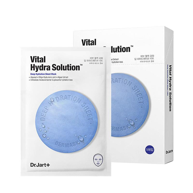 Dr.Jart+ Dermask Water Jet Vital Hydra Solution - 5 Sheets-Beauty Product-1stAvenue