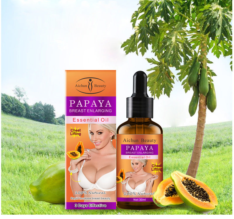 Breast Enlargement Massage Essential Oil Chest Lift Up Chest Firm Enlargement Women Skin Body Care-1stAvenue