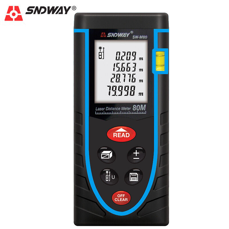 SNDWAY 80 Meters Laser Range finder Distance Meter-1stAvenue