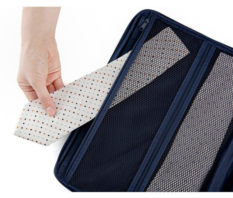 Multifunction Portable Storage Bags Shirts Pouch bag Organizer Box-Travel Organizer-1stAvenue
