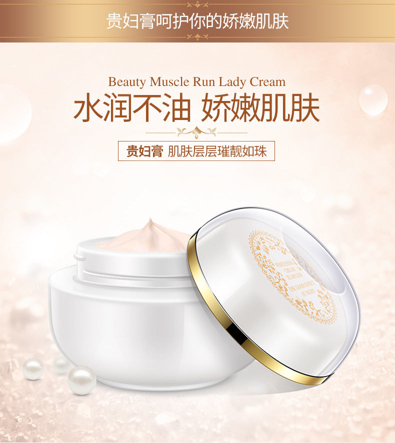 Bioaqua Facial Anti Wrinkle Face Cream Lifting Firming Whitening Moisturizing Skin Care-Skin care-1stAvenue