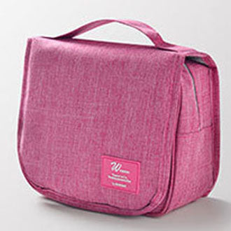 Korea Hanging Travel Big Cosmetic Toiletry Bag - 1stAvenue
